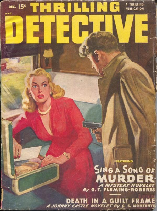 Thrilling Detective December 1949