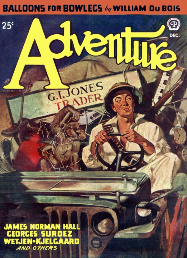 Adventure December 1946