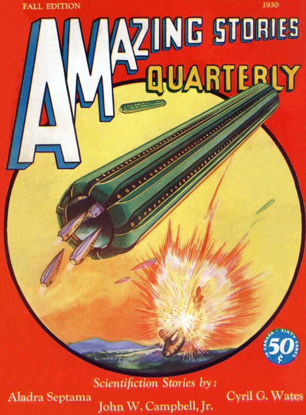 Amazing Stories Quarterly, Fall 1930