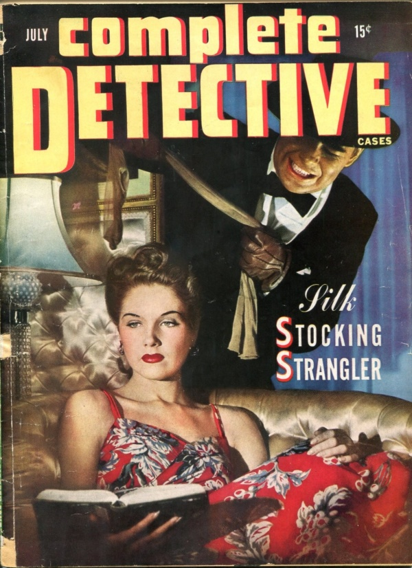 Complete Detective Cases July 1944