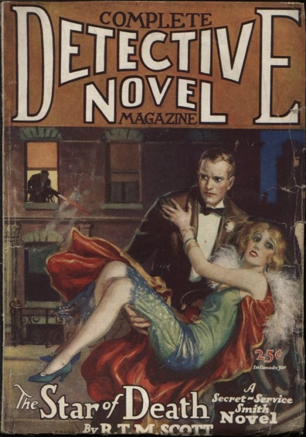 Complete Detective Novel 1928 September