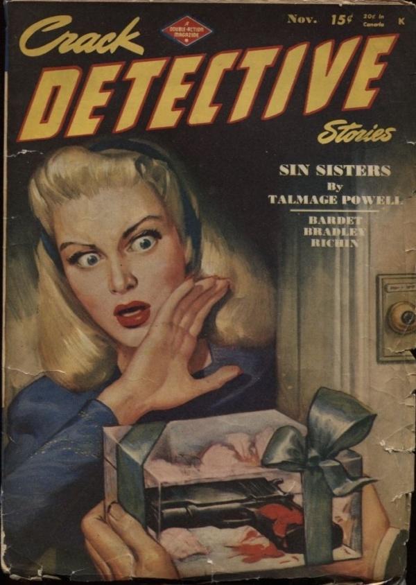 Crack Detective 1946 November
