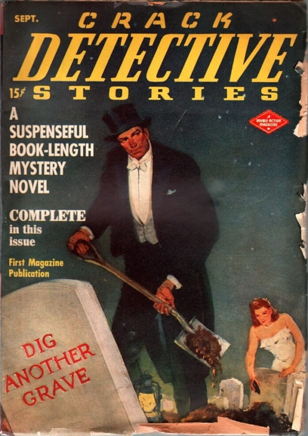 Crack Detective Stories September 1948