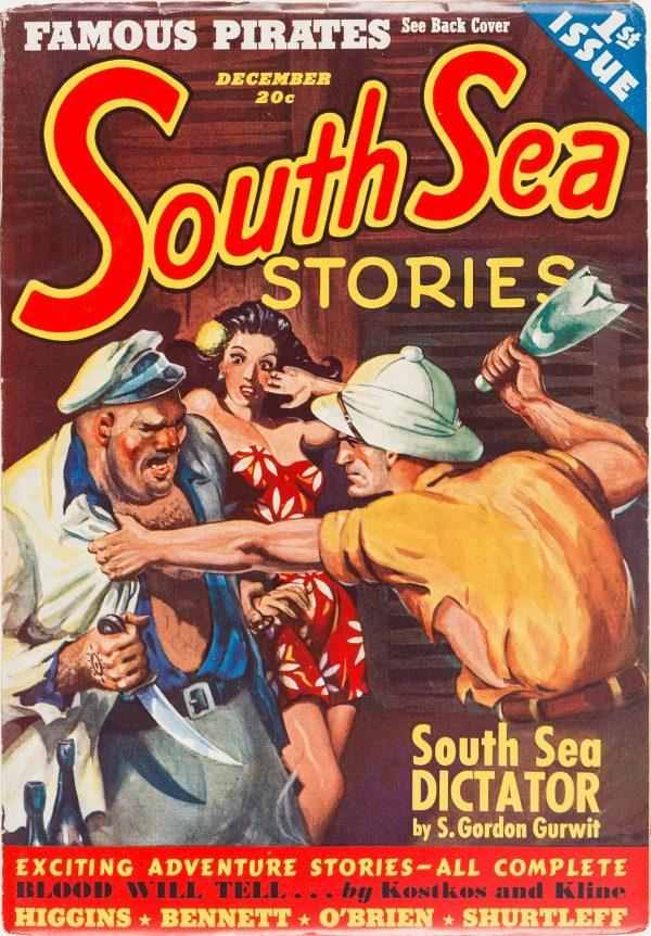 December 1939 South Sea Stories