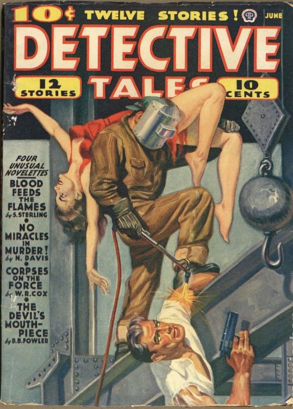 Detective Tales June 1940