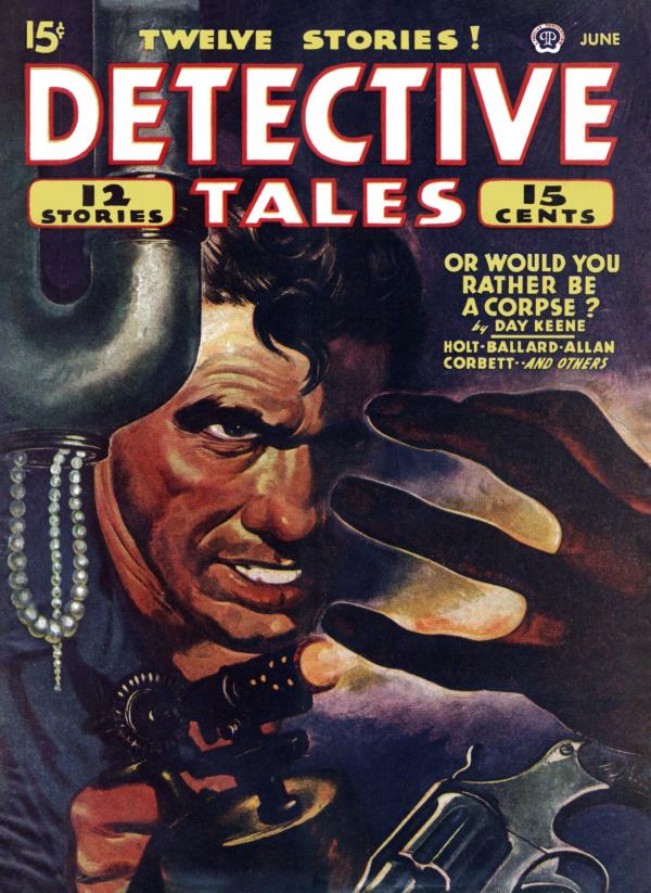 Detective Tales June 1945