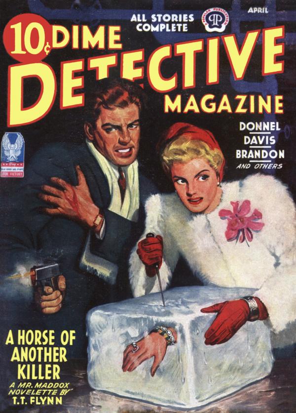 Dime Detective April 1943