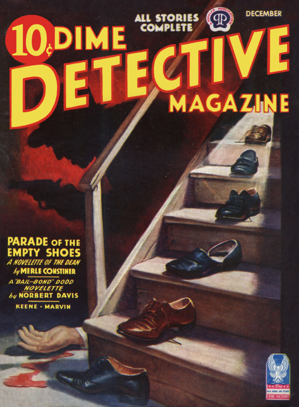 Dime Detective December 1943