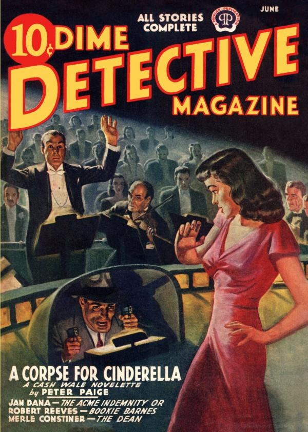 Dime Detective June 1942