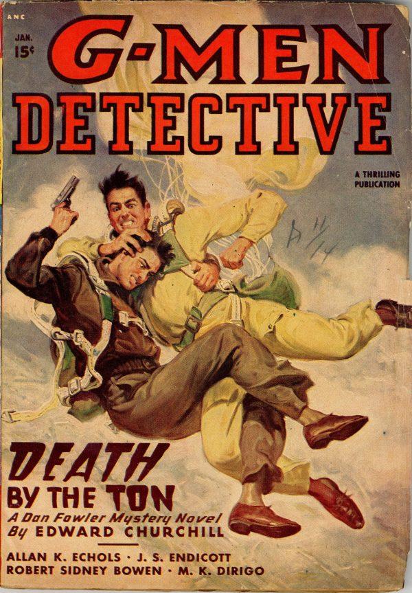 G-Men Detective Jan 1948