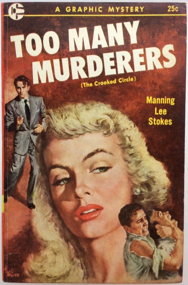 Graphic Mystery 98 (1955)