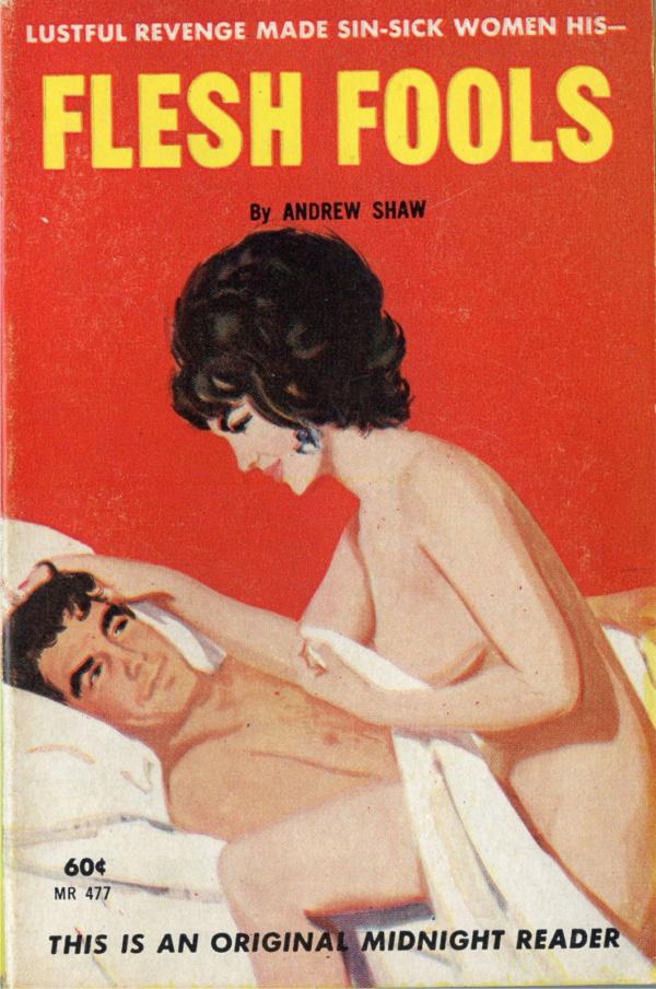 Midnight Reader 1961 MR477 - Flesh Fools (1963)