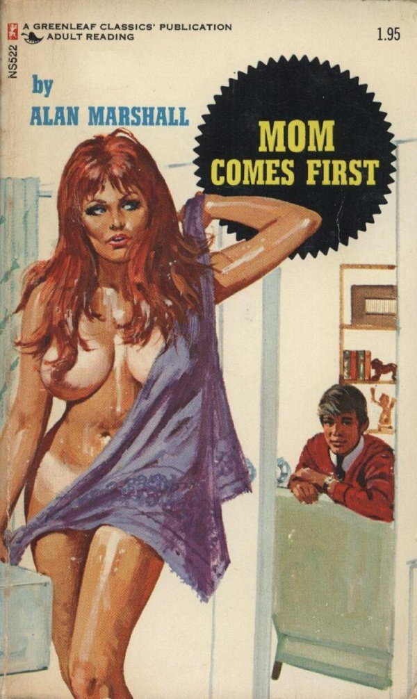 Nitime Swapbooks NS522 - Mom Comes First (1973)
