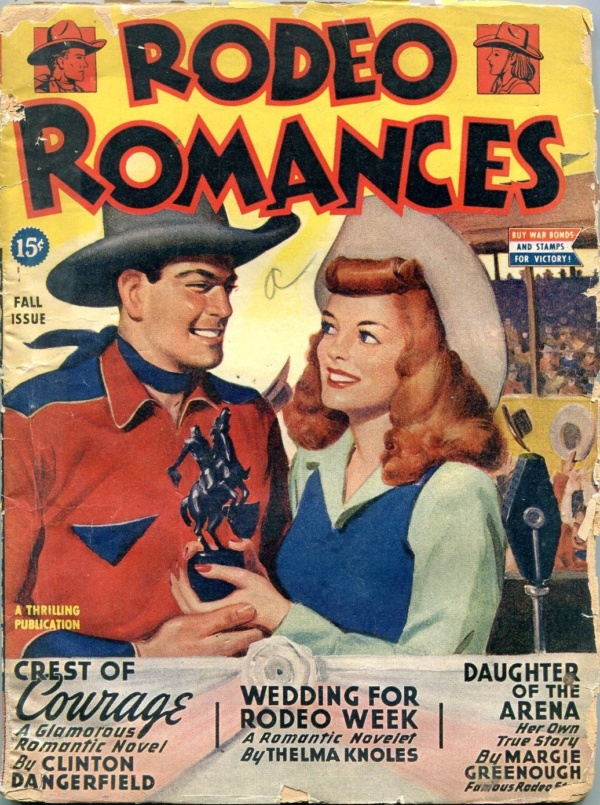 Rodeo Romances Fall 1945