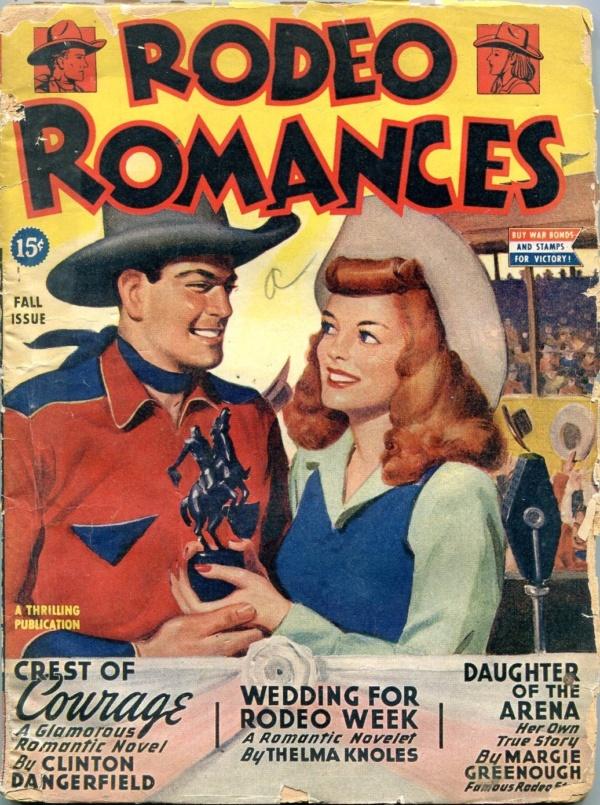 Rodeo Romances Fall 1945