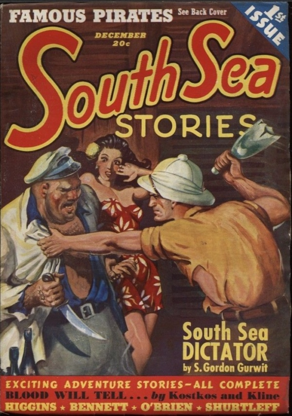 South Sea Stories 1939 December