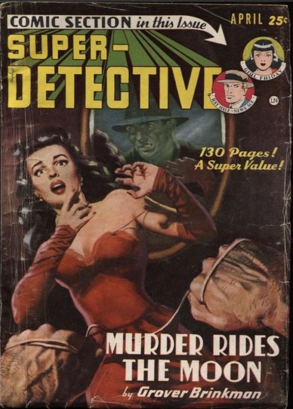 Super-Detective 1950 April