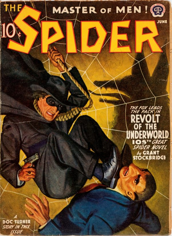 The Spider - June 1942