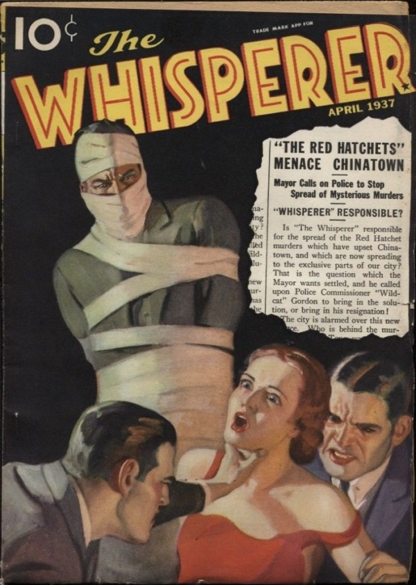 Whisperer 1937 April
