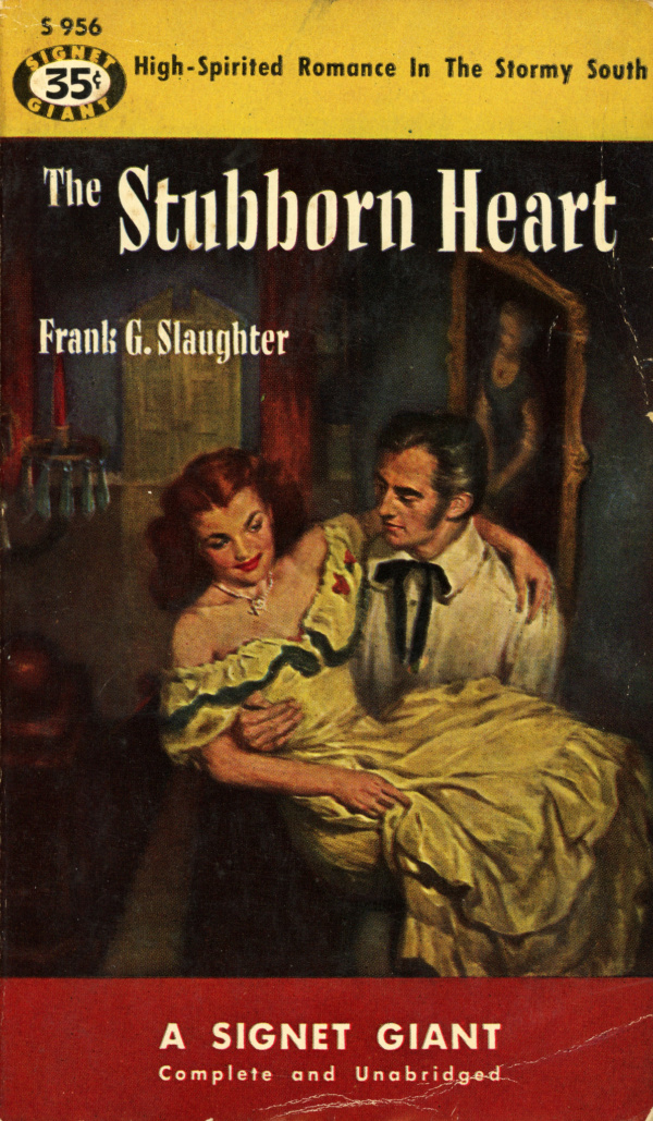 signet-books-s-956-frank-g-slaughter-the-stubborn-heart