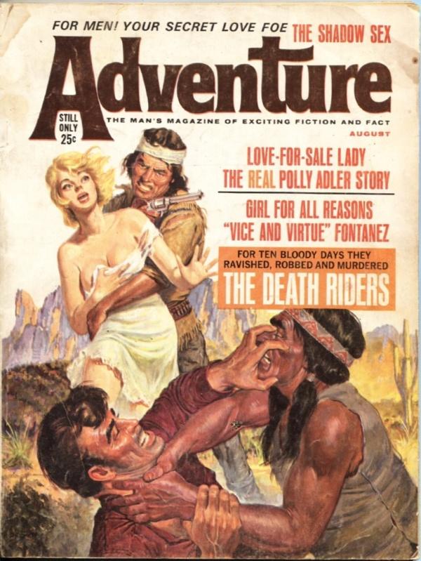 Adventure August 1963