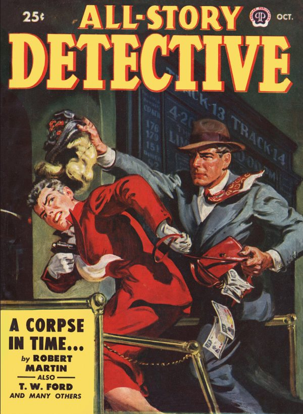 All -Story Detective October 1949