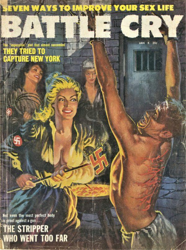 Battle Cry Magazine January 1961,
