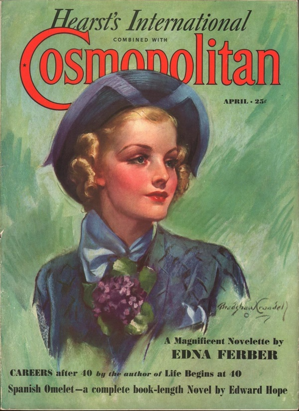 Cosmopolitan April 1937