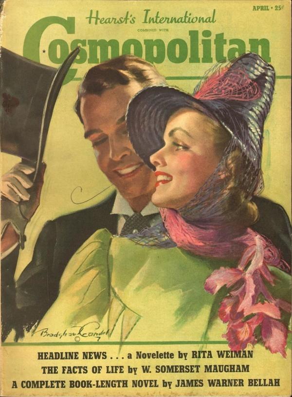 Cosmopolitan April 1939