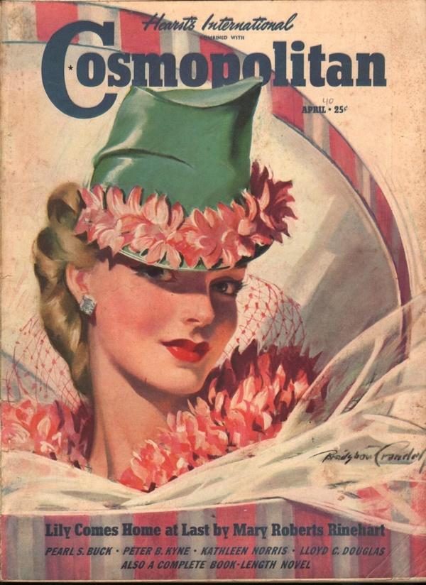 Cosmopolitan April 1940
