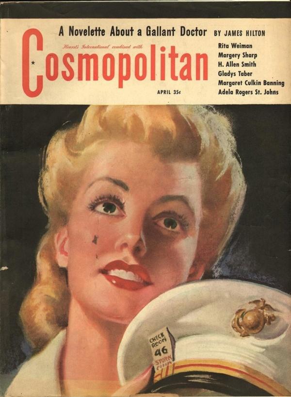 Cosmopolitan April 1943