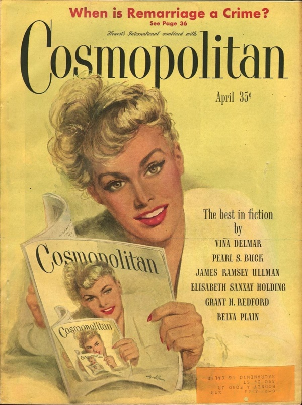 Cosmopolitan April 1948