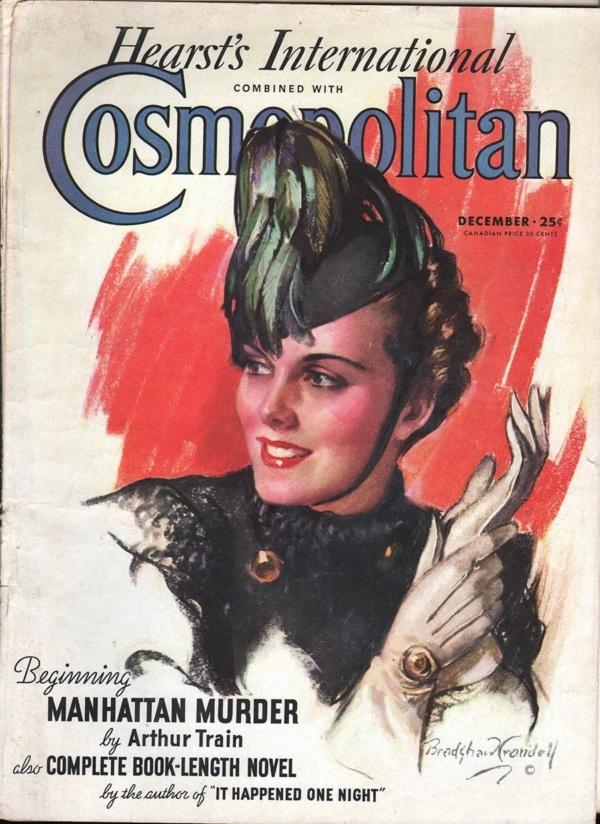 Cosmopolitan December 1935