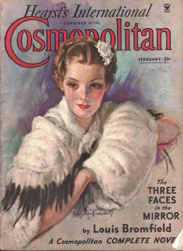 Cosmopolitan February 1935