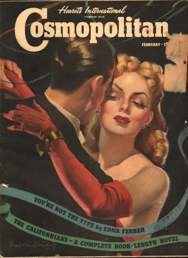 Cosmopolitan February 1940