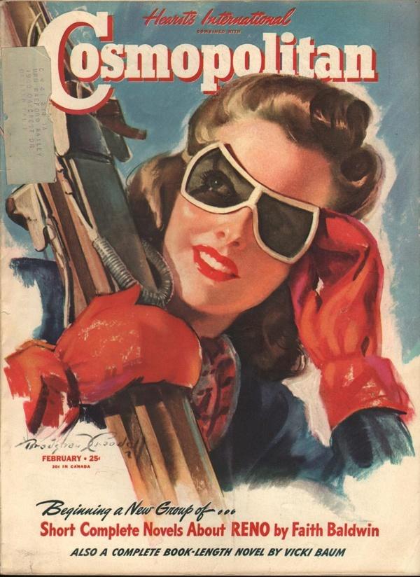 Cosmopolitan February 1941
