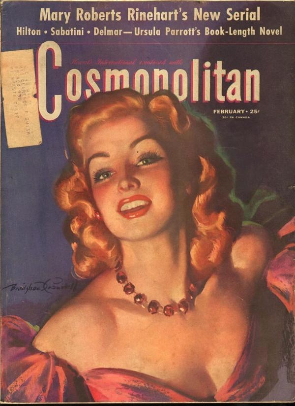 Cosmopolitan February 1942