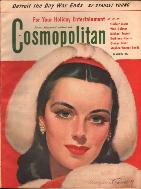 Cosmopolitan January 1944