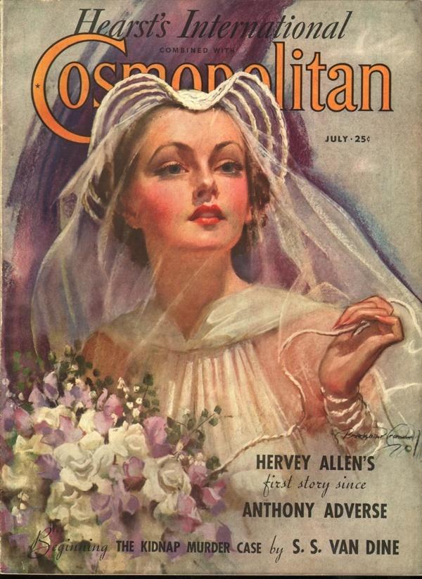 Cosmopolitan July 1936