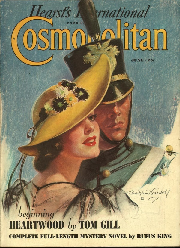 Cosmopolitan June 1937