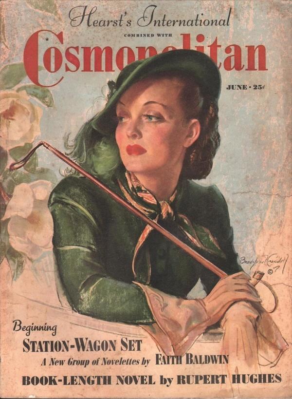Cosmopolitan June 1938