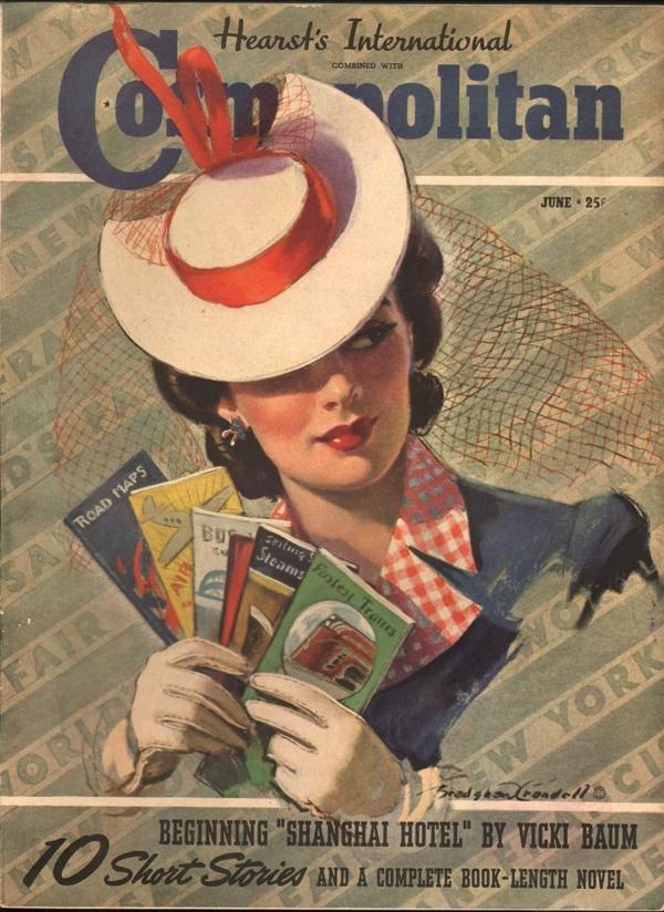 Cosmopolitan June 1939