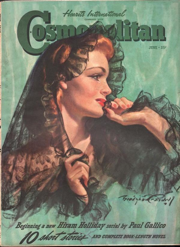 Cosmopolitan June 1940