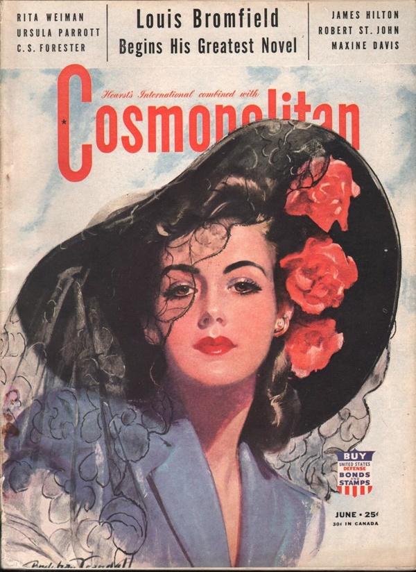 Cosmopolitan June 1942