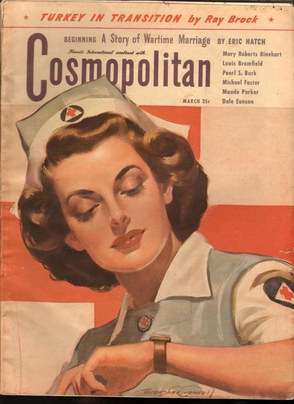 Cosmopolitan March 1944
