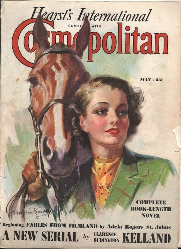 Cosmopolitan May 1937