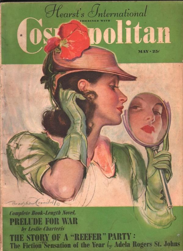 Cosmopolitan May 1938