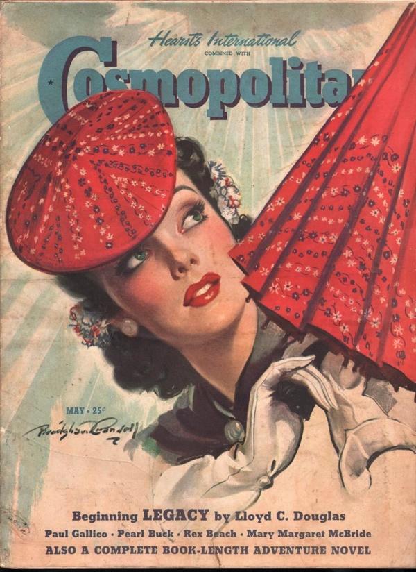 Cosmopolitan May 1940