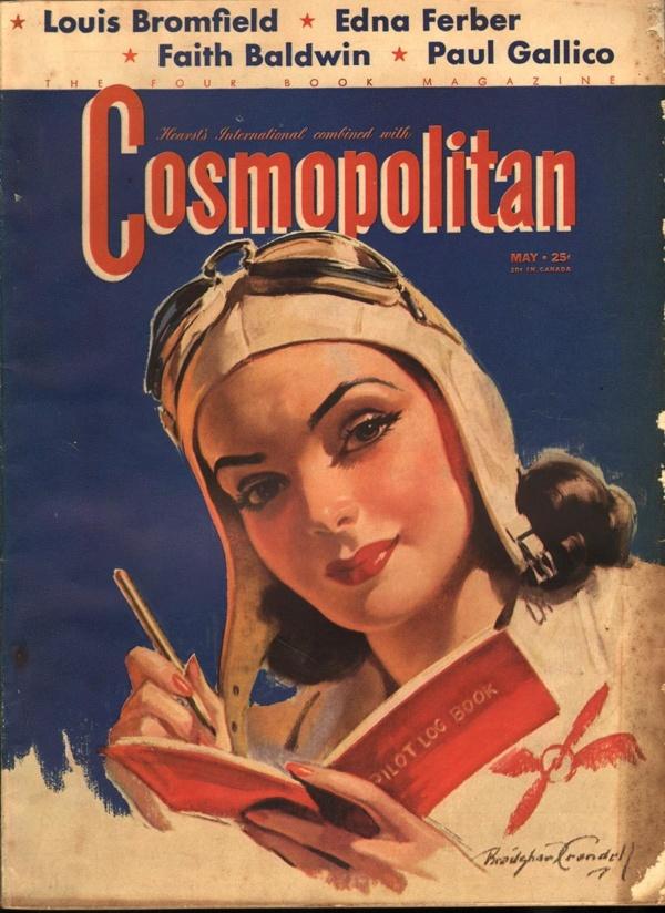 Cosmopolitan May 1941