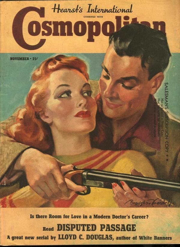 Cosmopolitan November 1938